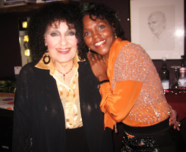 Dame Cleo Laine & I