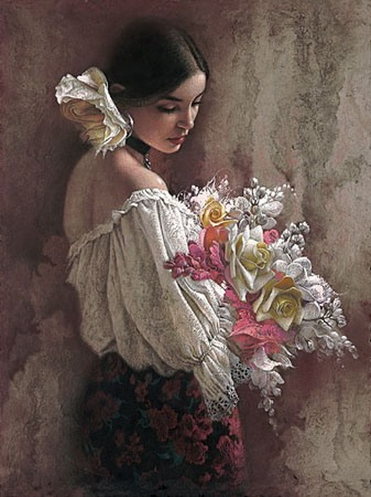 Artodyssey lee bogle for Crazy mural lady