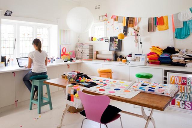 atelier de créatrices