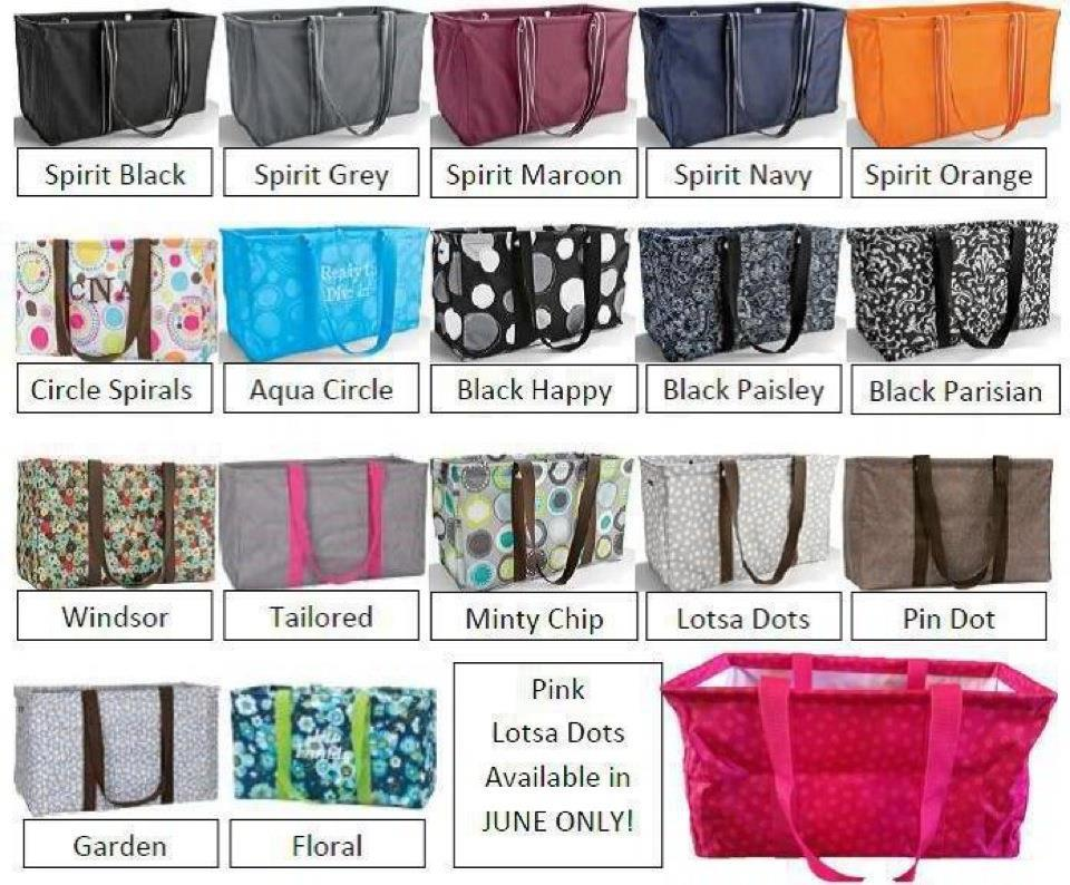 Thirty-One Medium Utility Tote