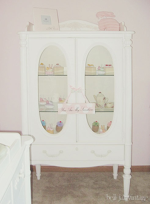 This Curio (or Doll Cabinet As The Catalog Called It) Was A MUST! I Fell In  Love With It. However, Since My Daughter Turned 3 And Became Very  Rambunctious, ...