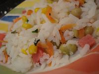 Arroz Colorido (vegana)