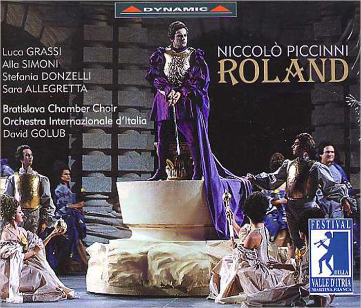 Luca Grassi Roland+portada