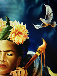 Frida Calo by G. Frias