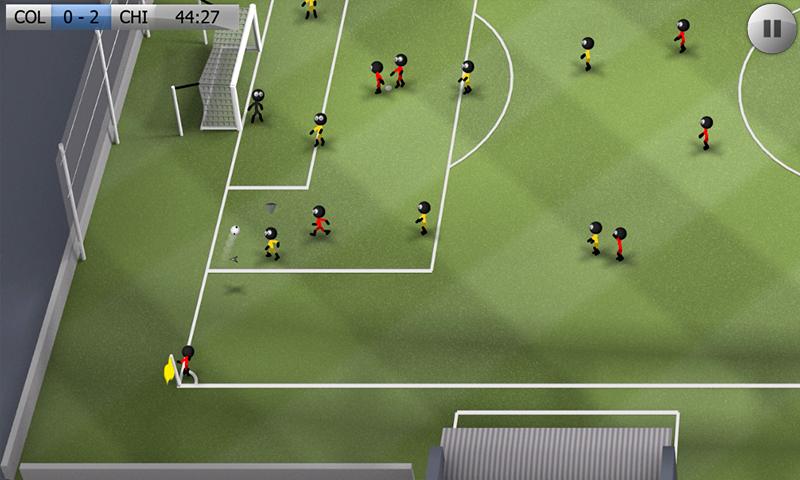 Stickman Soccer v2.4 MOD APK