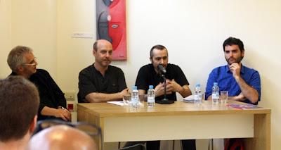 Tentacles, Jordi Riera