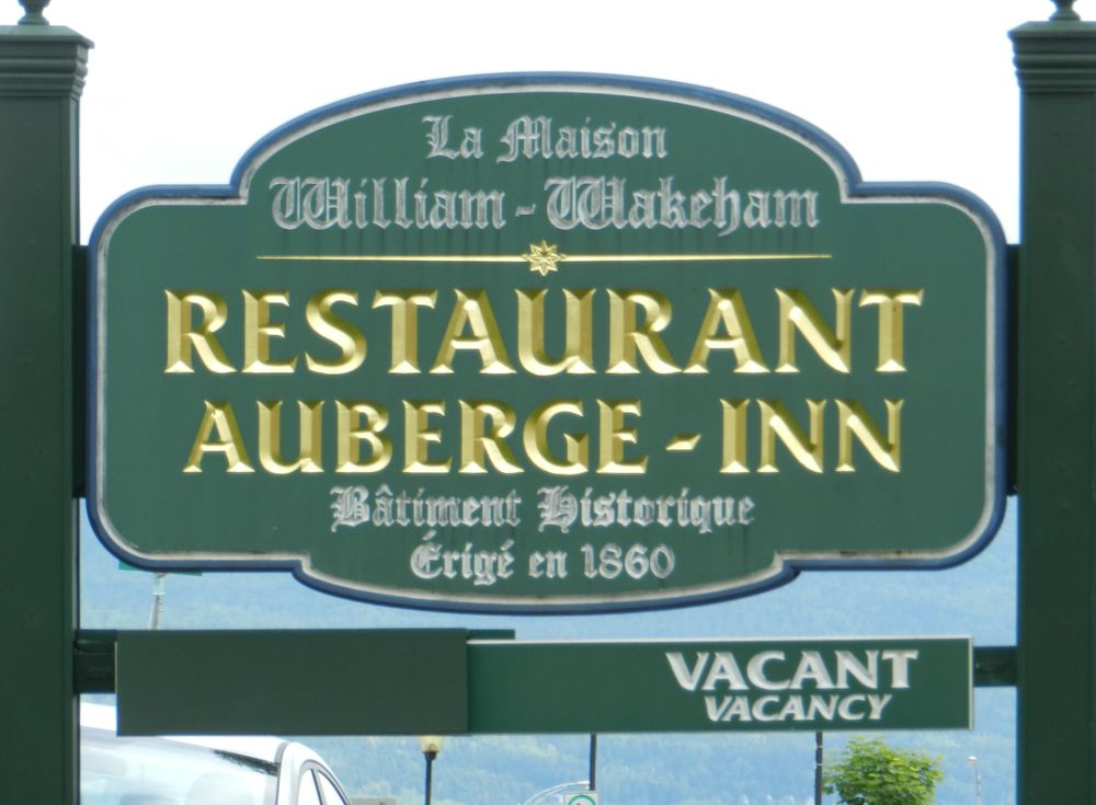 L 39 arbre aux questions l 39 auberge inn for Auberge maison wakeham
