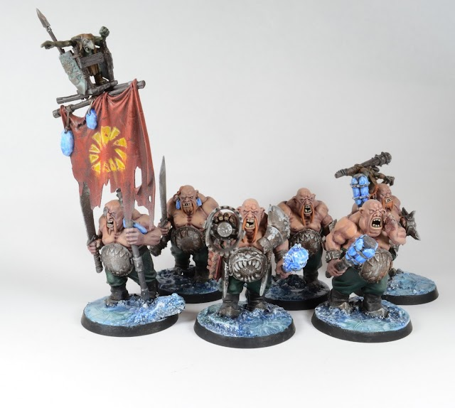What's On Your Table: Ogre Army