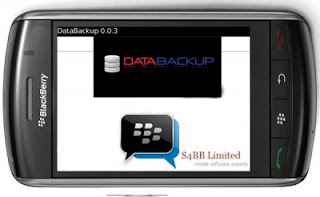 Aplikasi Backup BB