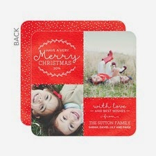 image Cheerful Sentiments Christmas Cards