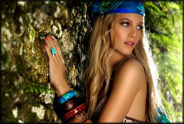 Wanita Cantik Argentina