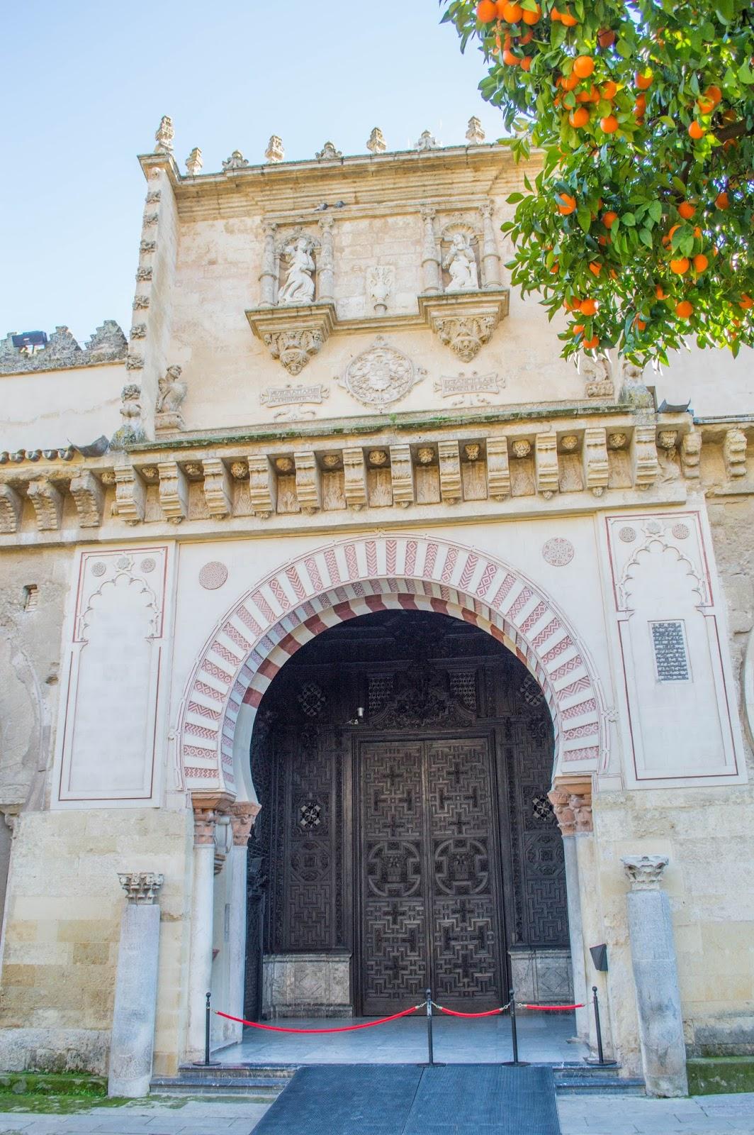 Mis viajes por el mundo la mezquita de c rdoba - Puertas las palmas ...