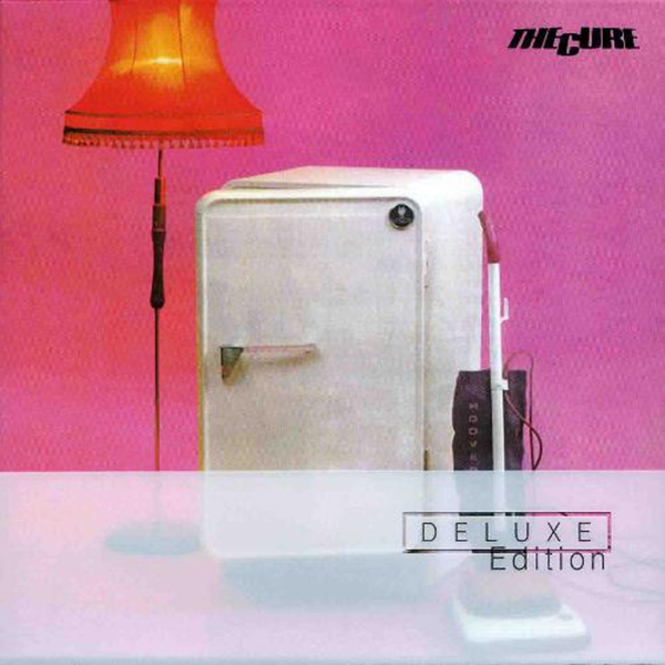 the cure the head on the door deluxe edition