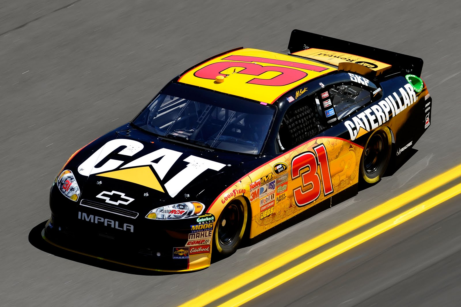 Who Is Driving Cars  Paint Scheme Car In Nascar