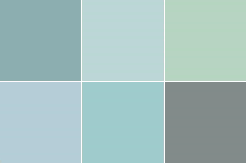 Rachel 39 S Nest How To Select Paint Colors For A Whole House