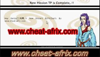 Cheat TP Ninja Saga 50 Per Day New