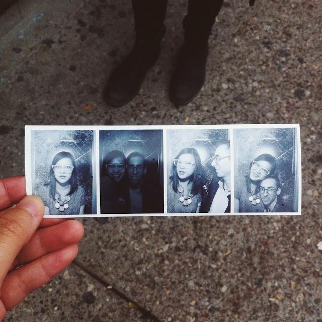 Kitty N. Wong / Drake photobooth