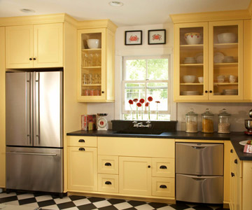 Kitchen Cabinet Color Ideas Fair With kitchen cabicolor may be white cabinets because the kitchens  Image