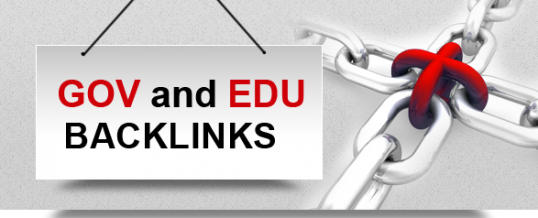 Create Backlinks In The Form Redirect Site Edu and Gov
