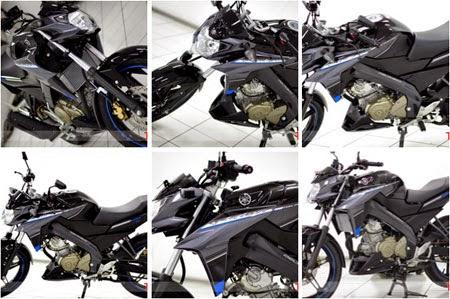 gambar Yamaha New Vixion Advance 2015