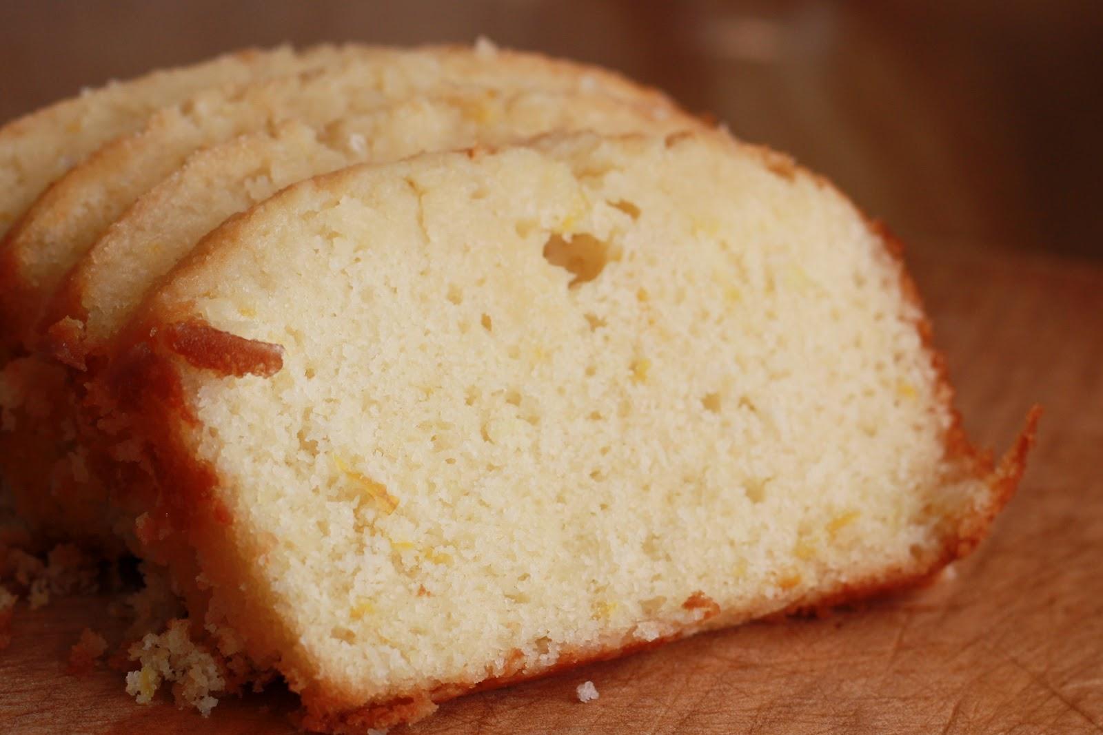 PaperTurtle: Lemon Tea Bread