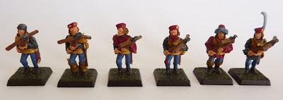 Marksmen of Miragliano