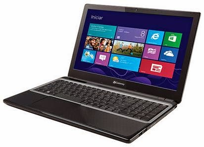 Notebook Gateway NE57007B com Intel Core i5