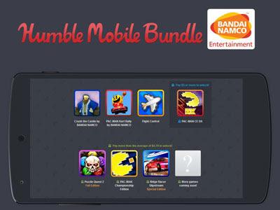 Nuevo pack de juegos para Android.