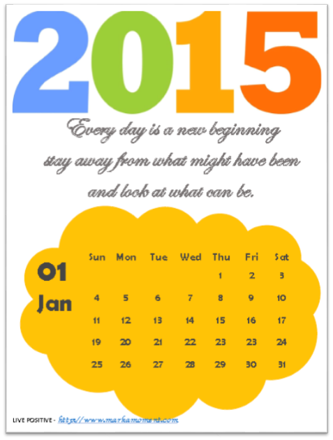 monthly motivational quotes Calendar, motivational quotes Calendar, quotes Calendar,