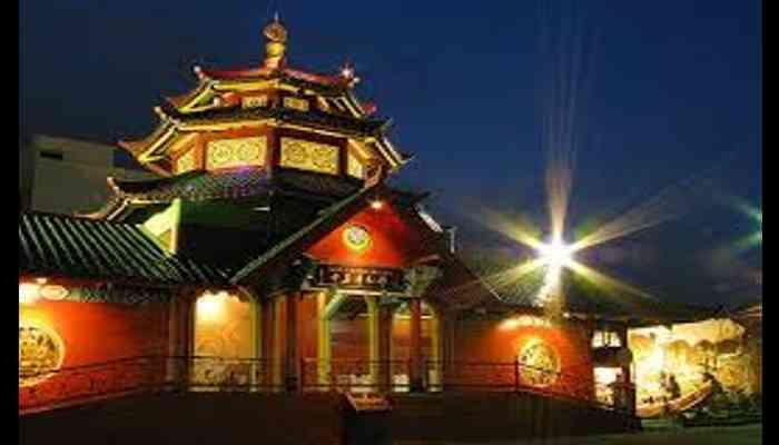 Tempat Wisata Di Surabaya Yang Murah dan Yang Gratis - Masjid Cheng Ho