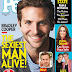 People magazine names Bradley Cooper 'sexiest man alive'