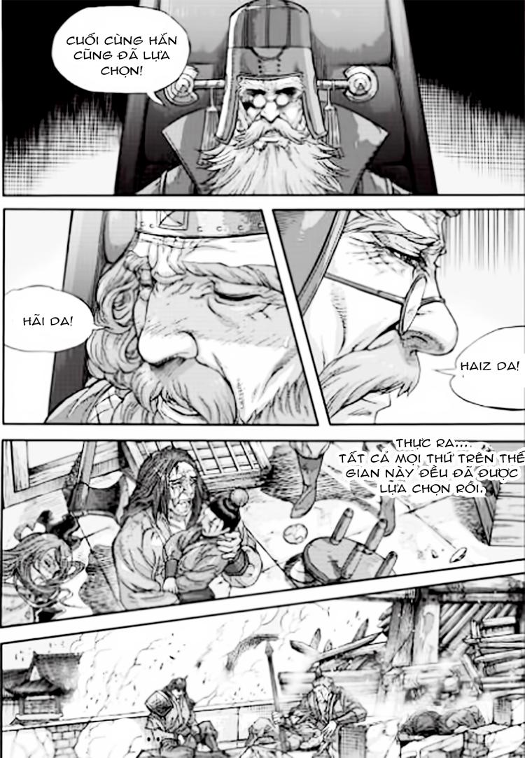 King of Hell – Diêm Đế chap 377.e – End Trang 27