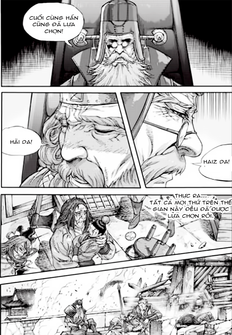 King of Hell – Diêm Đế chap 377.e – End Trang 27 - Mangak.info