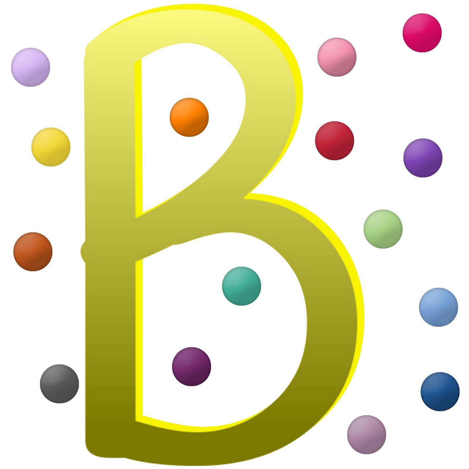 Life in Alphabet - B  B Alphabet In Love
