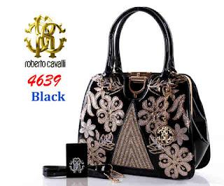 Tas Roberto Cavalli Lucile Jasmine Semprem 4639WC Jakarta