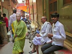 Old Delhi, donde el tiempo se para