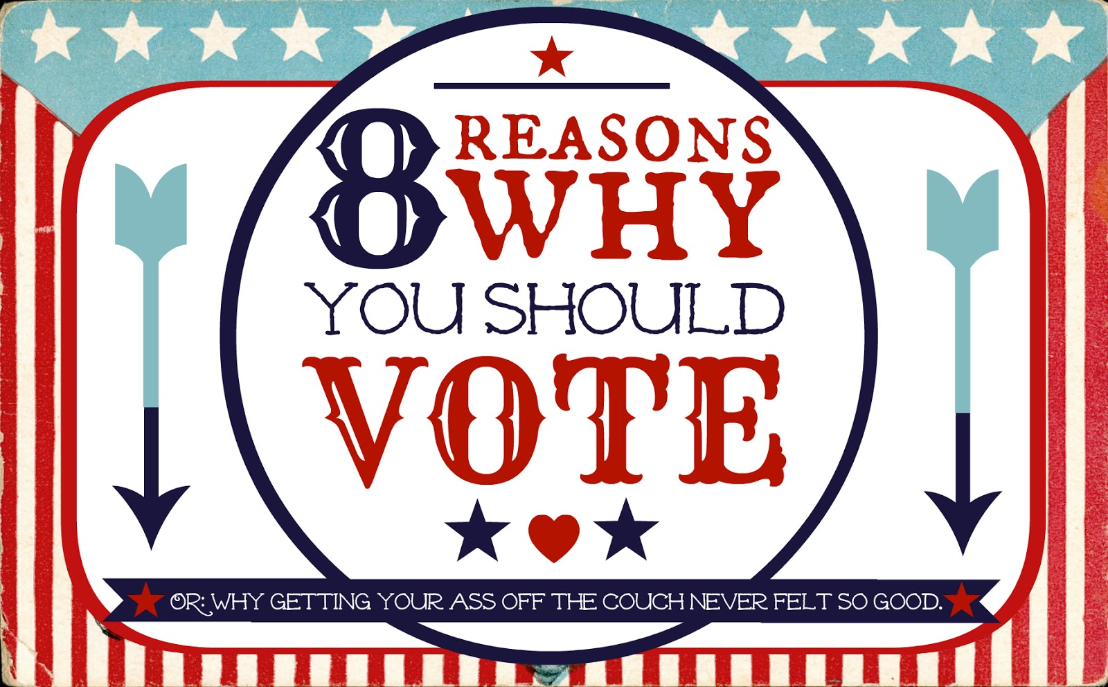 essays on why we should vote