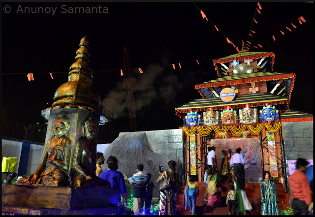 Glimpses of Vishwakarma Puja celebration in Haldia