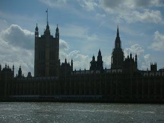 Parliament Bldgs. London