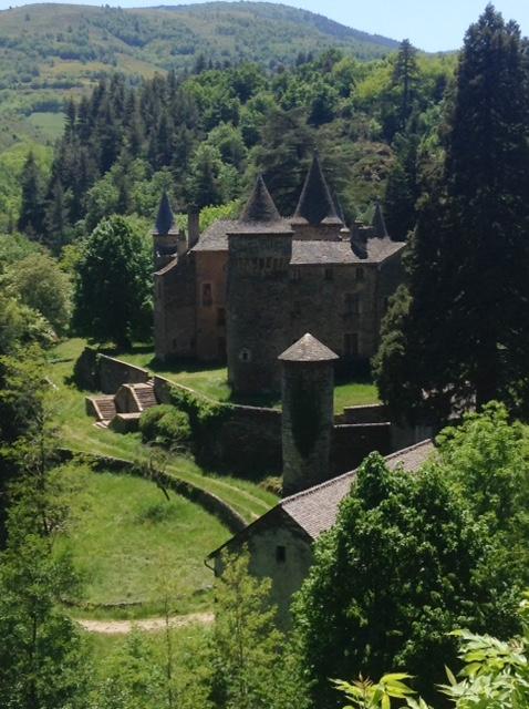 chateau du champs