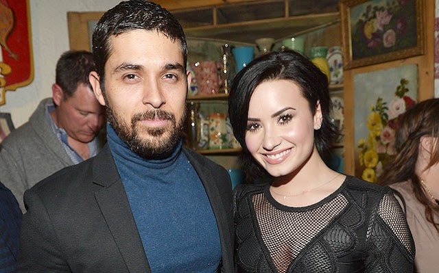 "Demi Lovato: ""Pregúntenle a Wilmer Valderrama si él esta pensando en matrimonio""."