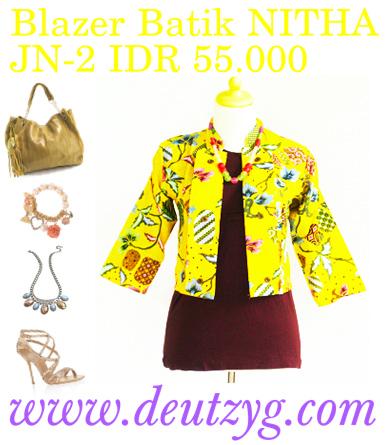 Online| Batik Maxi Dress |Toko Baju Batik Online| Baju Gamis Muslimah