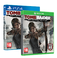 PS4 and Xbox One Tomb Raider Definitive Version Packshot - weknowgamers