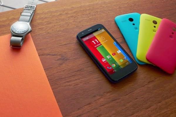 Motorola Moto G Official Specs and Price