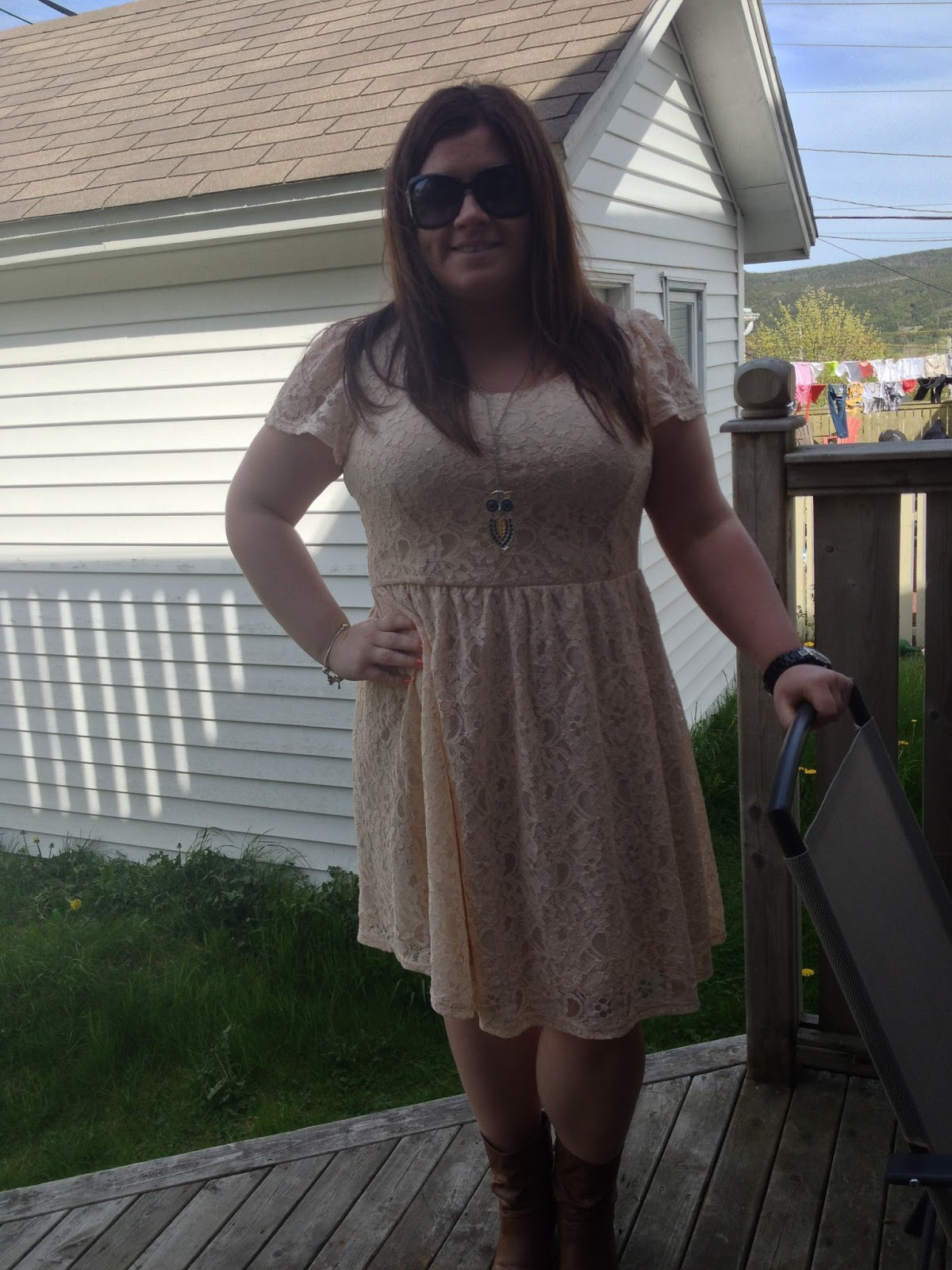 How To Make Every Grade More Like >> April Pink Beauty: Curvy Girl Fashion - Forever 21+ Peach ...