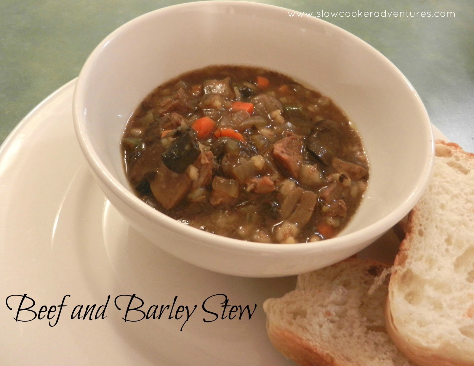 rabbit stew with mushrooms beef and barley stew with mushrooms recipes ...