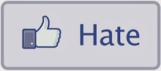 social media icon facebook dislike hate button design