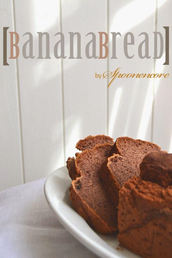 recette banana bread vegetalien sans gluten