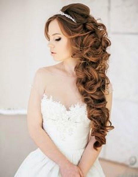 Peinados novias modernas