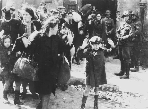 Ulrike Meinhof y la Fraccion del Ejercio Rojo Gueto+varsovia